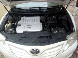 A very neatly registered and clean Toyota Camry 2010 at a cheap price.