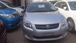 Fully loaded Toyota Fielder available for sale -2011/2012 model
