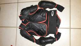 Off road motorcycle armour