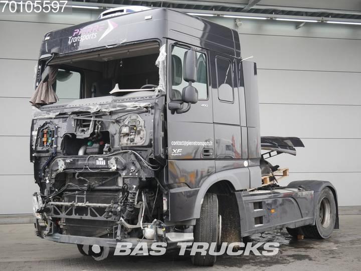 DAF XF 460 4X2 Unfall Standklima Euro 6 - 2015
