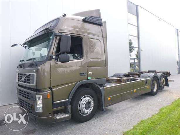 Volvo Fm410 6x2 Bdf Globetrotter Euro 5 Steering Axle - To be Imported Lekki - image 3