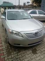 Foreign Used Toyota Camry 2007 Silver For Sale