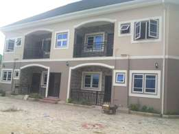 Tastefully finished 2bedroom flat with federal light At Peter Odili