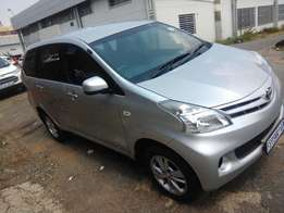 2015 Toyota Avanza 1.5 SX Available for Sale