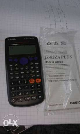 New casio calculator fx- 82ZA PLUS Cape Town City Centre - image 1