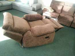 5 action recliner clearing directly from our factory