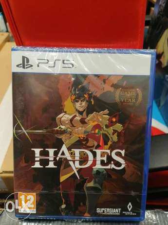 Hades Ps5 Game available