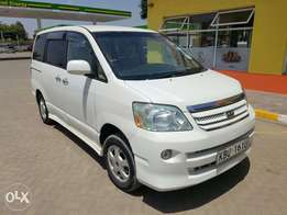 Toyota Noah in great condition,buy and drive.