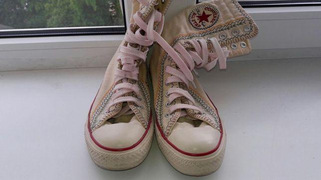 Converse all star высокие кеды конверсы кеди конверси сапоги кроссовки  Богородчаны - изображение 3 011c65deaaadb