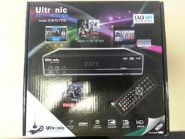 DVB tv receiver ultronic