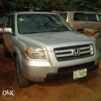 Nigerian Used Honda Pilot, 2007/08, Very OKAY Buy & Drive No Issues.