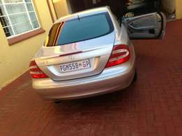 Mercedes-Benz CLK for sale in good condition very clean