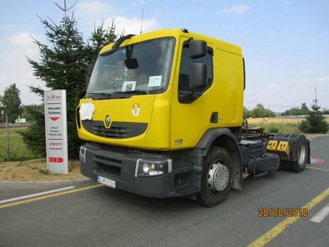 Renault Premium DXi 430 EEV Kipphydraulik - 2012