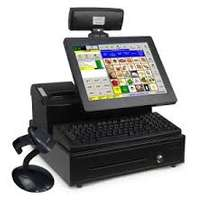 Complete Retail Pos And Cash Register.