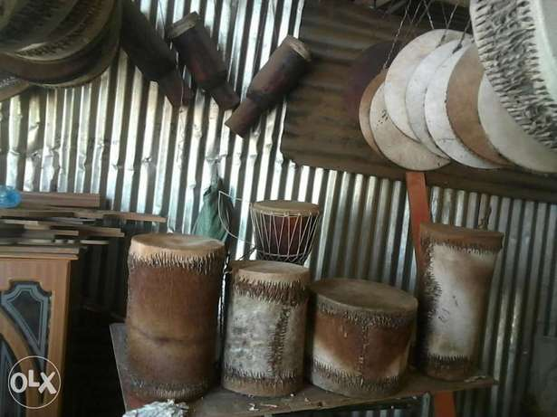 Cultural drums for festivals and church events Gikomba - image 8