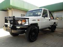 2006 Toyota Land Cruiser 4.5 EFI 4x4