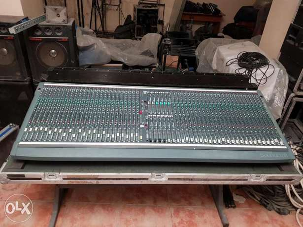 Soundcraft SM12 48-Channel Mixer