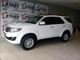 2014 Toyota Fortuner 2.5 D4D For Only R299950