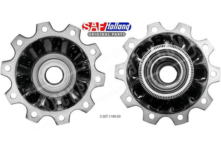 SAF New  wheel hub for truck - 2019