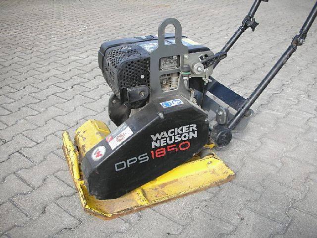 Wacker DPS 1850Hb mit Hatz Dieselmotor - 2013