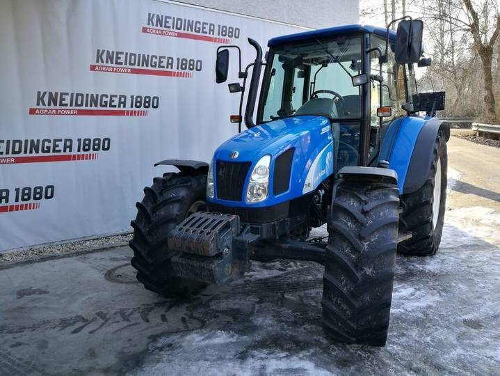 New Holland Tl 90 A - 2004 - image 6