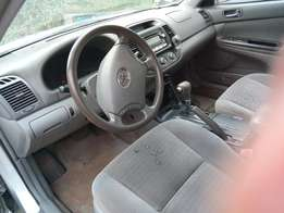Few months used 2006 Toyota Camry.