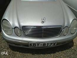 Mercedes E240 for quick sale
