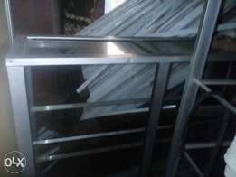 Aluminum glass for sale ( Very strong ) Can't get it any were lesser