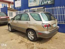 Lexus rx300 for sale 2003model for 1.550m