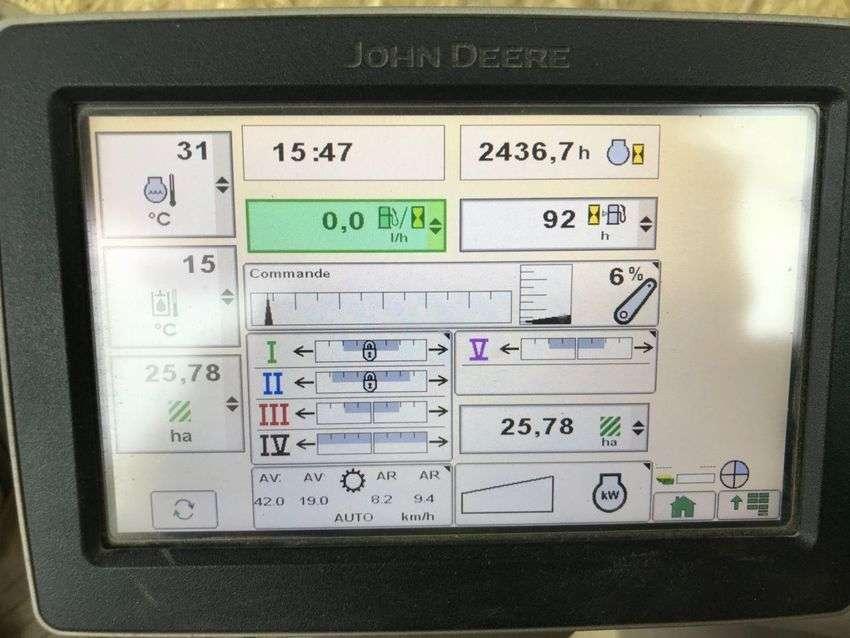 John Deere 8335r - 2014