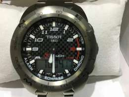Tissot T Touch 2 Titanium Watch