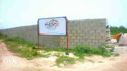 Plots of land for sale in hebrons Gardens, Ibeju Lekki.