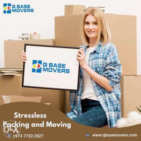 Qbase Movers-International relocation service in Qatar