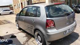 1.6 Polo comfortline with Sunroof