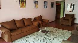 Furnished 3br apartment kingara road near nakumat junction lavington