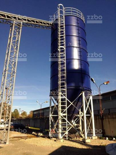 ZZBO Cement Silo Stsr-290 / Силос Цемента Сцр-290 - 2019