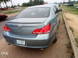 Clean used 2007 Toyota Avalon