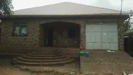 4 bedroomed shell hpuse for sale in namugongo at 140m