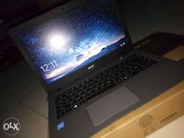 New Acer aspire one cloudbook laptop