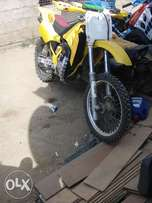 suzuki Rm125 to swap for 80 or 85