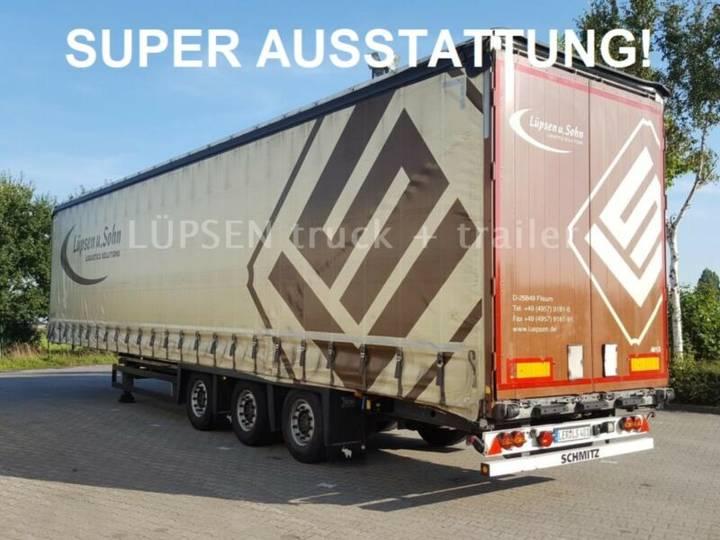 Schmitz Cargobull SCS24/L MEGA/COIL/ FLEXOS / verbreiterbar - 2013