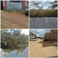 40*100 plot at icipe. gated community