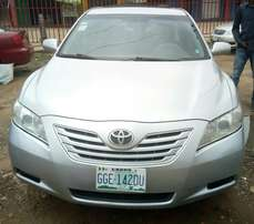 A first body Toyota muscle Camry