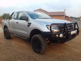 Ford Ranger XL 2.2 TDCi Super Cab