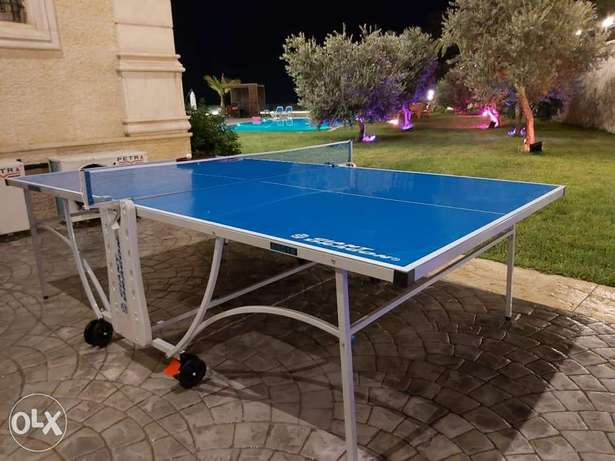 Ping pong out door