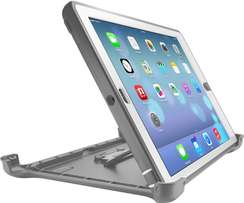 Otterbox Defender Series iPad Air case (Gunmetal grey/white)