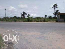 Two Commercial plots of land for sale at Awka.