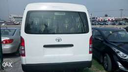Toyota hiace bus, first body, buy and drive, very clean