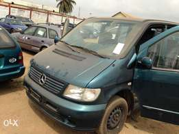 Direct Tokunbo Mercedes Vito with Diesel engine