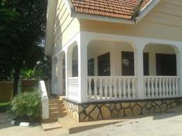 Muyenga stand alone of 4 bedrooms at $1200 dollars negotiable.